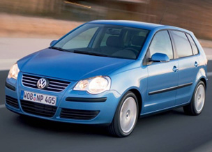 Pefkos Mare (GAM) Rent a Car - Volkswagon Polo
