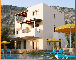 Blue Dream Luxury Villas Pefkos