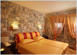 Blue Dreams Exclusive Villa Pefkos - Bedroom