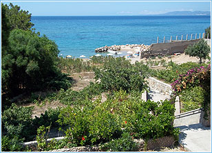 View from George Studios, Pefkos