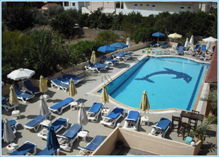 Summer Memories Hotel Apartments Pefkos