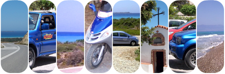 Selection of Car & Bike Hire Pictures of Pefkos, Rhodes