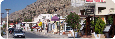 Picture of Pefkos Shops, Rhodes